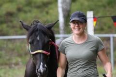 Horsemanship Fortgeschrittenenkurs mit Esther Hebel 2021
