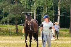 Horsemanship Grundkurs mit Esther Hebel 2021